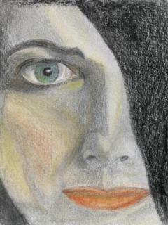 Frauenstudie von Heinz-Werner Wey
