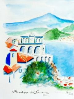 Symphonie der Tulpen von MAYER Anton