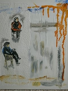 Zwischen allen Stühlen von Lothar Lubawski