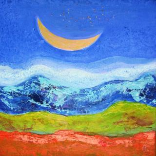 Abendland von CHRISTL El-Friede