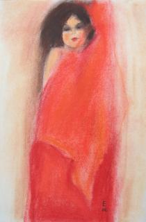 Die rote Decke von El-Friede Christl