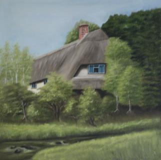 Landhausidylle von RUDIN Richarda