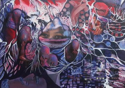 Purple Dreams von LEITOLD Beatrix