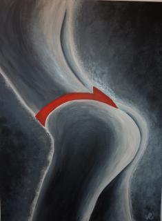 Der rote Tanga von REITHER Angelika