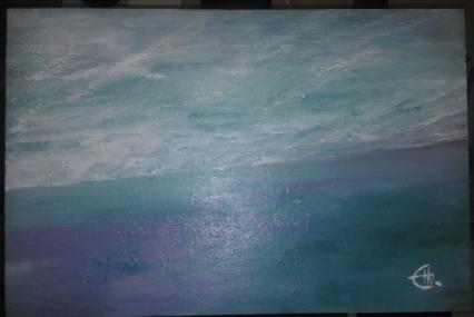 Nordsee-Smaragd von Theresa Erlbacher