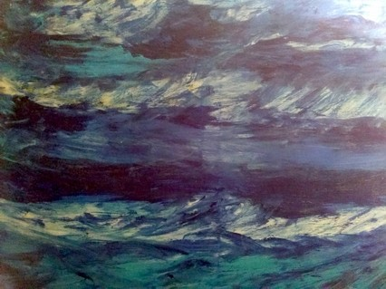 Wave von Margit Rausch