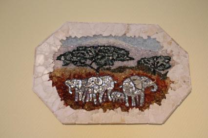 Elefantengruppe von Herta Hold