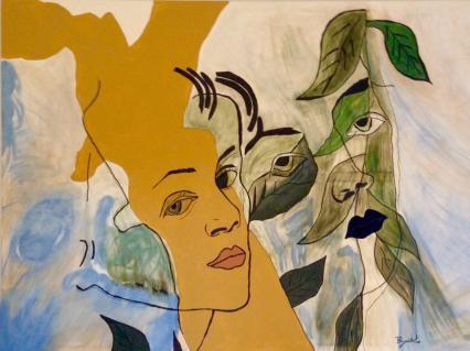 FACE von BUSCHINA Christine