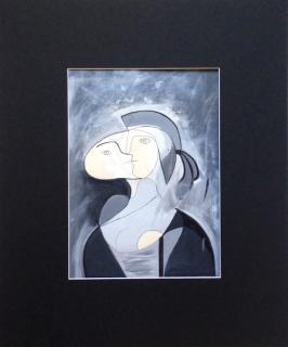 SPIEGELBILD von BUSCHINA Christine