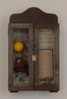 ''GROSSER VOGEL'' von J. Ringelnatz von Christine Buschina