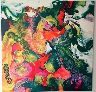 Organic von Elisabeth Paulitsch