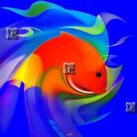 Goldfischmunter von MATTHEIS Stefan