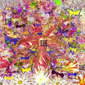 Schmetterlingsblumen von Stefan Mattheis
