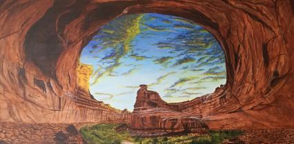 Canyon von Martin Jordan