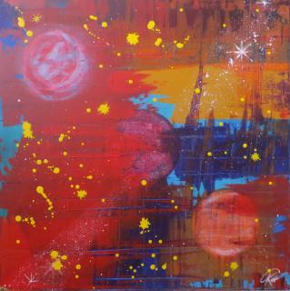 Sternenzeit von Gabriele