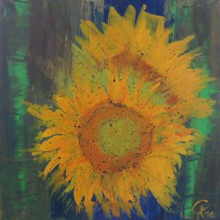 Sonnenblumen von  Gabriele