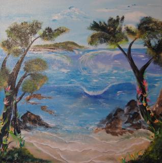 Beautiful Day von Ute Bienia-Habrich