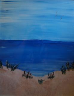 Ein Tag am Meer von BIENIA-HABRICH Ute