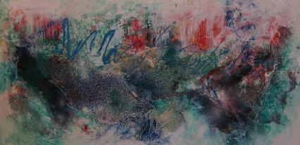 Abstract nature von Marion Schmidt