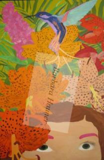 Tigerlillies von Barbara Hauner