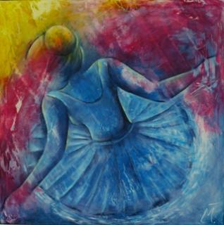 Ballerina von MEVES-TAUCH Michaela