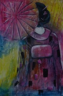 Geisha von MEVES-TAUCH Michaela