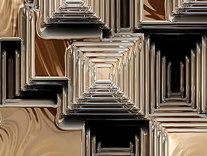 Pyramidenstadt von SCHUCK Rene Roger