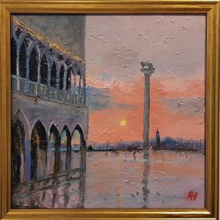 Venice II von HAJEK Robert