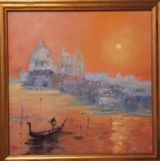 Venice III von HAJEK Robert