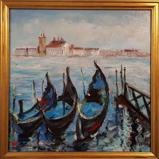 Venice IV von HAJEK Robert