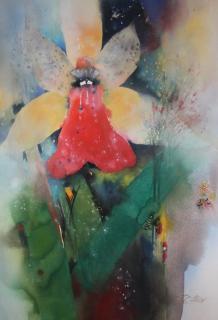 Zungenorchidee von JüNGST Rudi Ewald