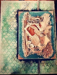 caged von FAIRLEY Arielle