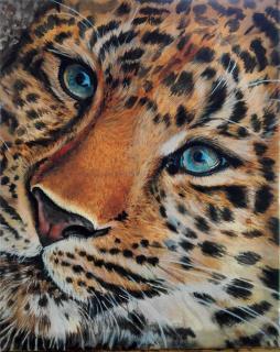Leopard von HäNTZSCHEL Jutta