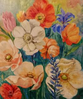 Blumen von ROTH Gerald