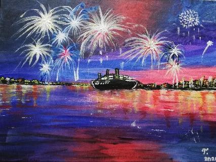 Frohes neues Jahr von KOVAC Tadeja