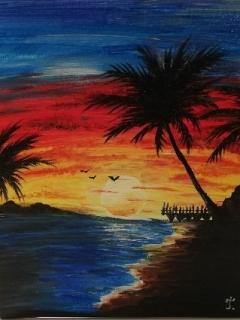 Tropischer Bild von KOVAC Tadeja