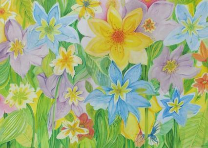 Blüten - Zauber von VON SECKENDORFF  Carmen