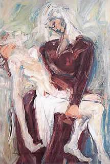 Pietá von Oswald KOLLREIDER