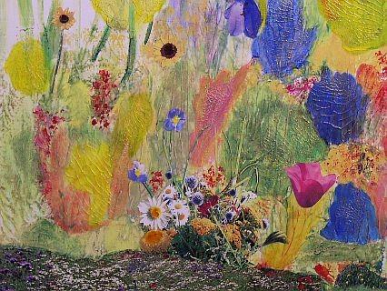 Wiesenblumen von NYIRADY Christine