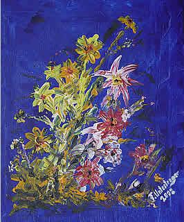 Blumen von Franz UNTERTROGER