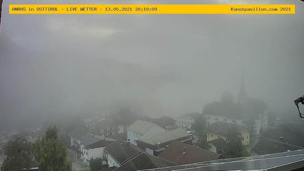 Wetter und Livebild Anras, Livecam und Webcam Anras - 1261 Meter Seehöhe